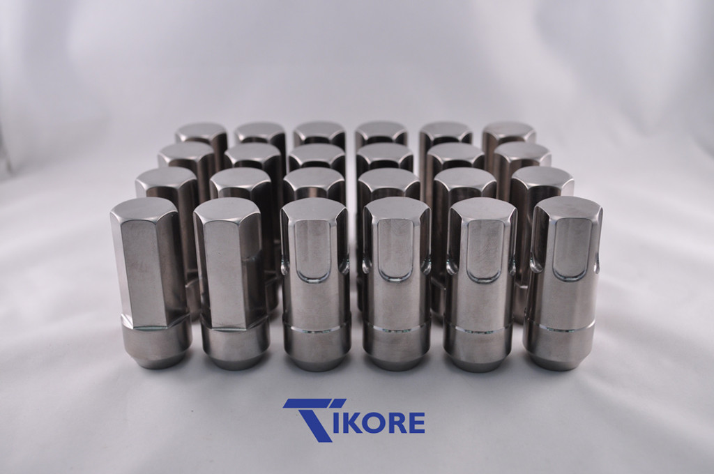 Ford Raptor Titanium Closed Ended Lug Nut Set
