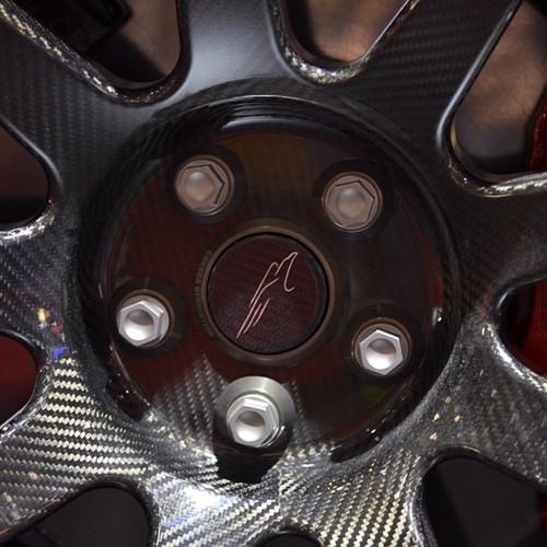 McLaren Titanium Security Lug Bolts