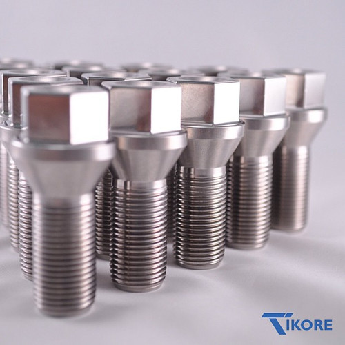 BMW Titanium Lug Bolt Set