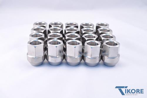 Subaru WRX STI Titanium Open Ended Lug Nut set
