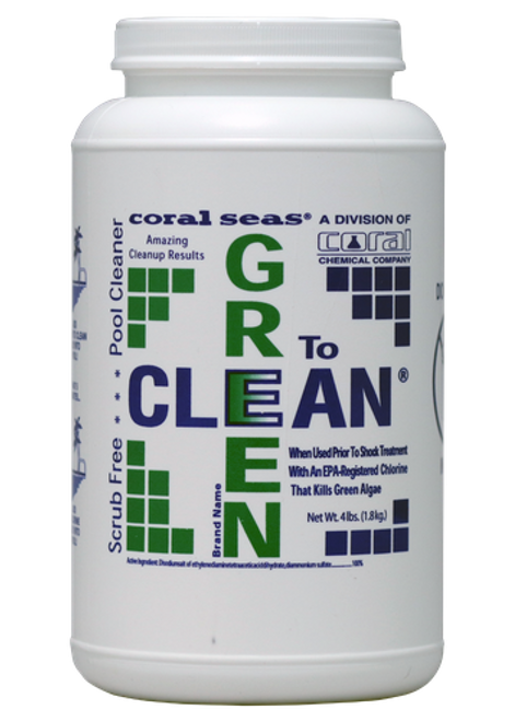 Green to Clean Natural Chemistry - 2lb