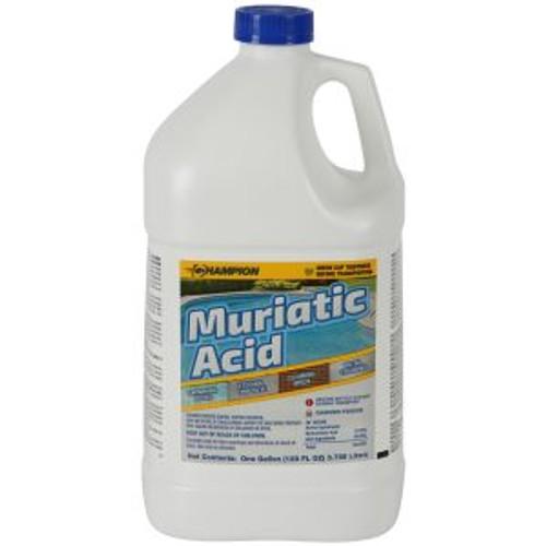 GALLON Muriatic Acid