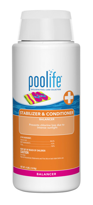 Stabilizer & Conditioner Poolife® -  4lb