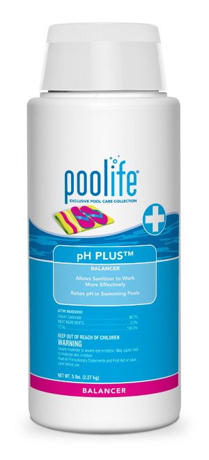 pH Plus® Balancer Poolife® -  5lb