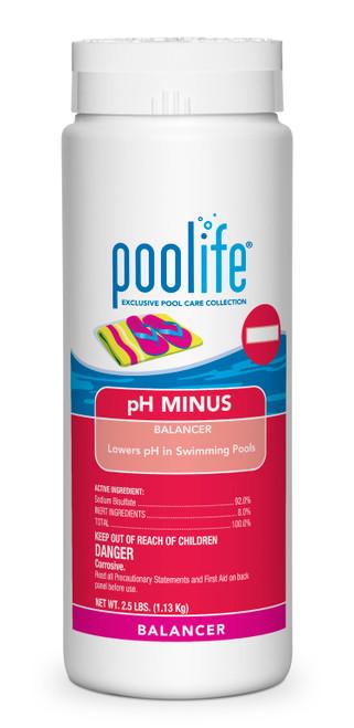 pH Minus Balancer Poolife® - 2.5lb