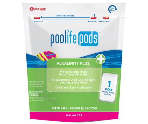Poolife® Pods Alkalinity Plus - 4lbs