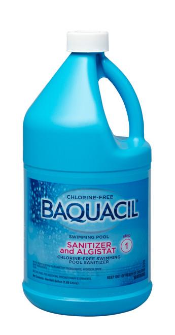 BAQUACIL® Swimming Pool Sanitizer   *1/2 Gal Bottle*
