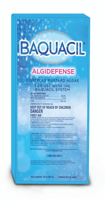 BAQUACIL® AlgiDefense® Algistat -  8x2oz