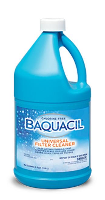 BAQUACIL® Universal Filter Cleaner - 1/2gal