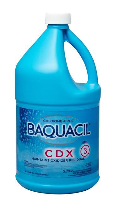 BAQUACIL® CDX® - 1/2 Gallon Bottle