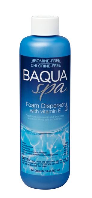 BAQUA Spa® Foam Disperser with Vitamin E - 1pt