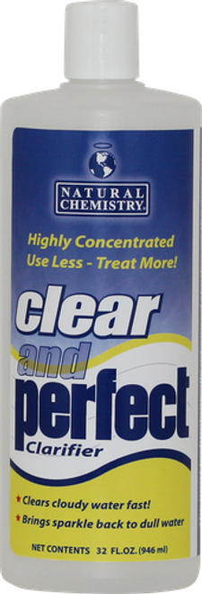 Clear and Perfect™ Clarfier Natural Chemistry - 1QT