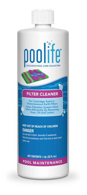 Filter Cleaner Poolife® - 1qt