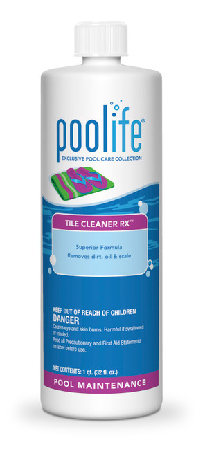 Poolife® Tile Cleaner RX - 1qt