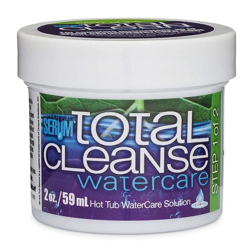 Hot Tub Serum Total Cleanse - 2oz