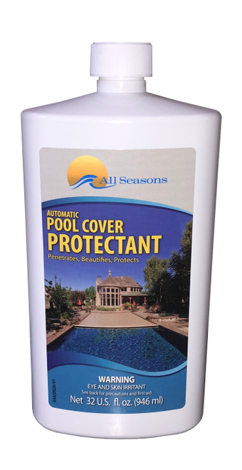 Automatic Pool Cover Protectant - Quart