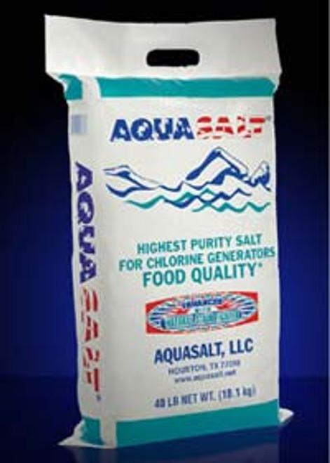 Pool Salt Aquasalt - 40lb (PICK UP ONLY!)