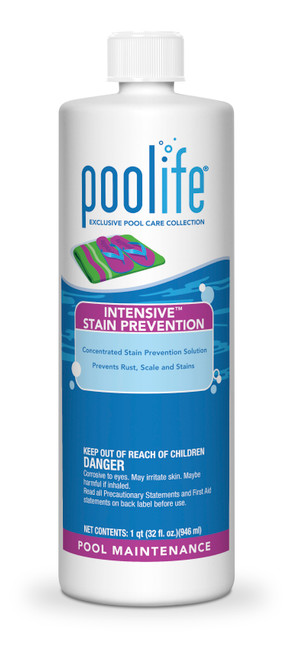 Intensive Stain Prevention®  Poolife® - 1qt