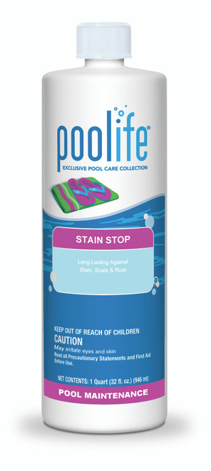 Poolife® Stain Stop - 1qt