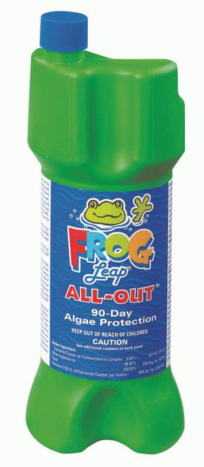 FROG Leap® ALL-OUT® Algaecide - 24oz