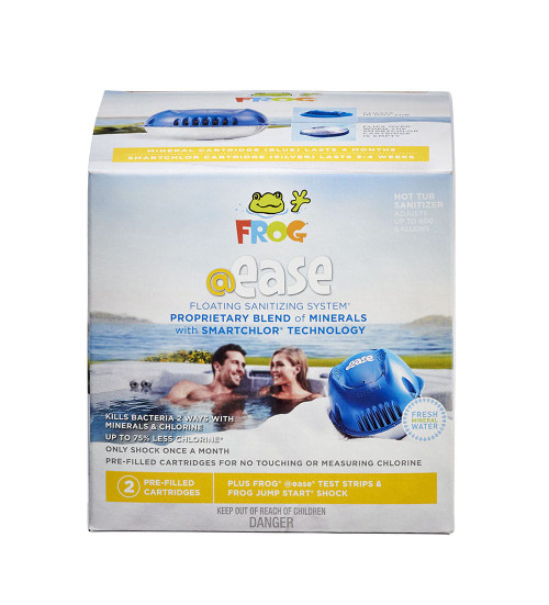 FROG @Ease® Floating Sanitizing System