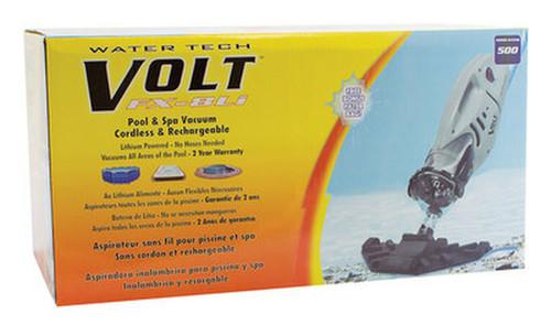 WaterTech™ Volt®FX-8Li Battery Powered Vacuum