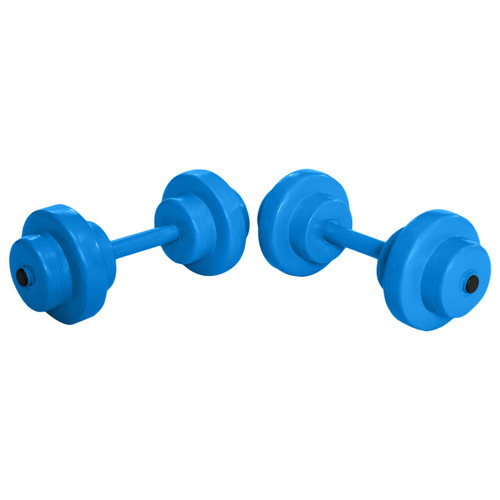 "Super-Soft®  Bar Bells 15.5"" *BAHAMA BLUE*"