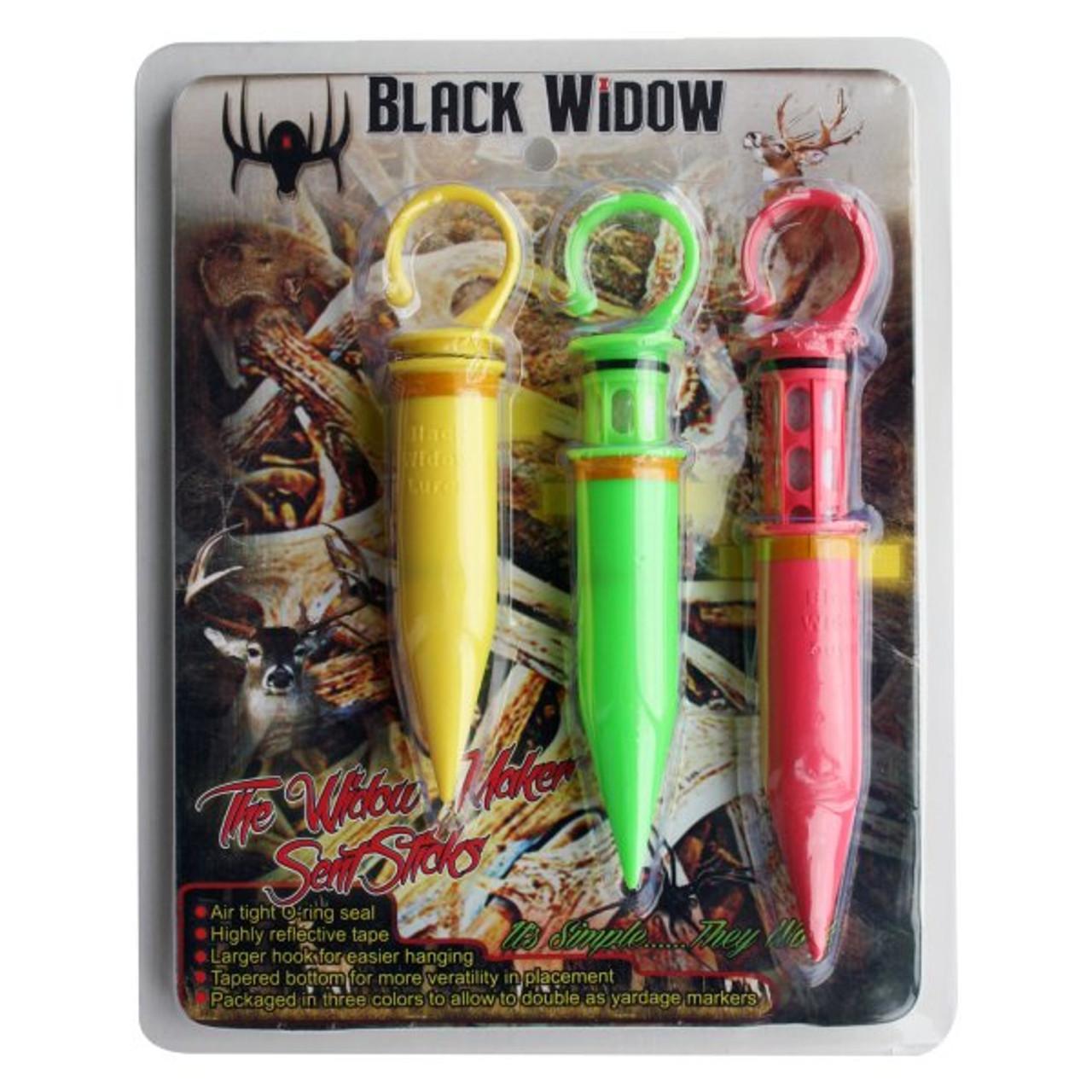 Black Widow Maker Scent Sticks 3 Pack