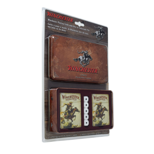 River's Edge - Cards and Dice Tin - Winchester