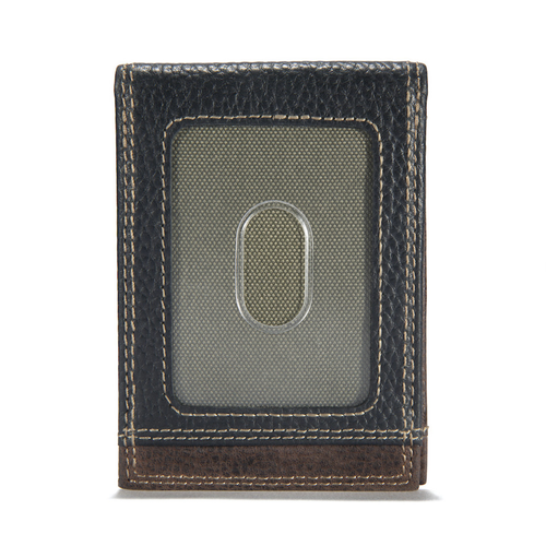 Carhartt - Bifold/Money Clip - Rugged Magnetic Front Pocket