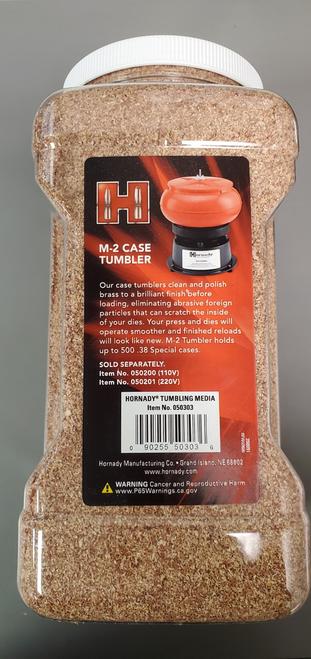 Hornady One Shot® Tumbling Media - 76oz