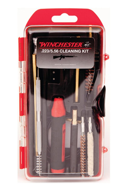 Winchester AR Cleaning Kit - .223/5.56 Cal. - 17 Piece