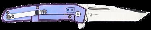 Ontario Ti 22 Ultrablue Folding Knife