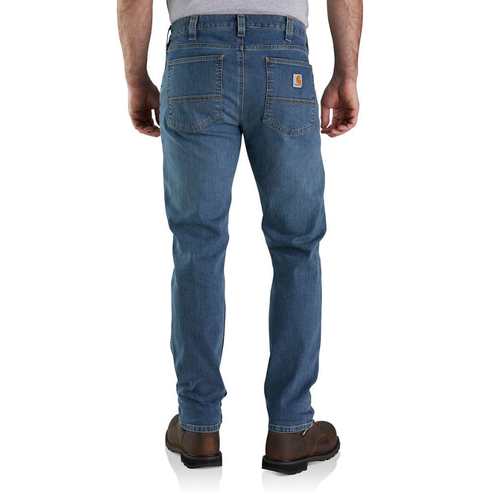 Carhartt - Men's - Rugged Flex® Low-Rise Relaxed Fit 5-Pocket Tapered Jeans