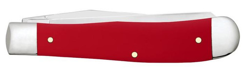 Case Chevrolet Red Smooth Trapper