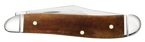 Case Antique Bone Smooth Peanut Knife