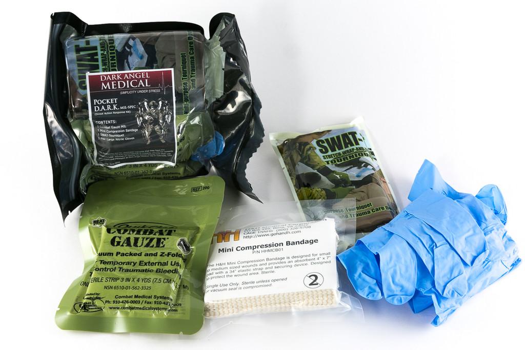 Pocket D.A.R.K. Trauma Kit