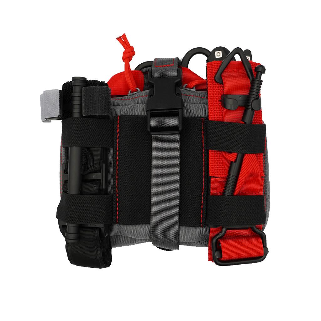 Headrest Emergency Deployment Rig (HEDR) Trauma Kit