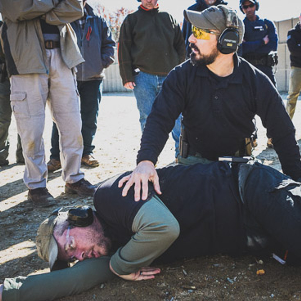 Direct Action Response Training - Grass Lake, MI - 22-23 February 2020