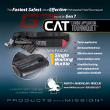 CAT - Combat Application Tourniquet (Gen 7)