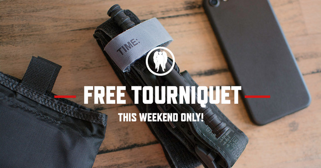 Free Tourniquet Sale!