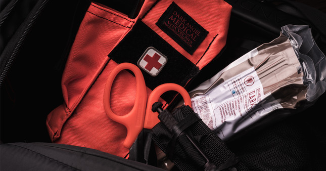 First Aid Kit or Trauma Kit?