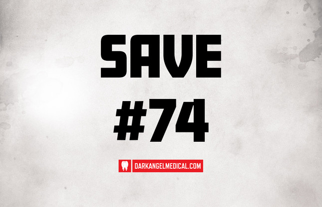 Save 74: Confirmed!