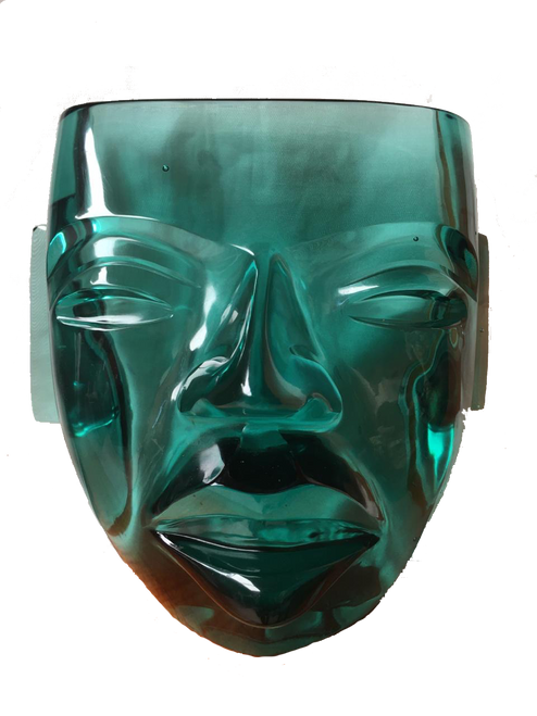 Cultural Mask from Teotihuacan handcrafted in Mexico and sent to your door. Free Shipping