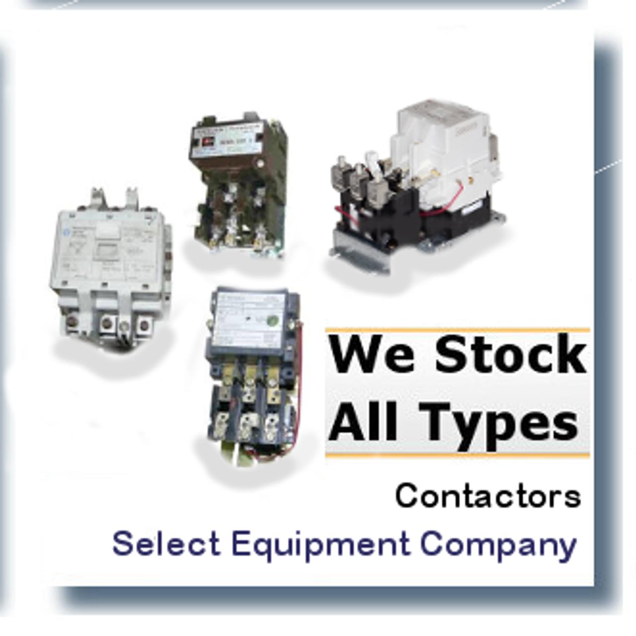 Mitsubishi Contactor | Non-Reversing Contactor | Select