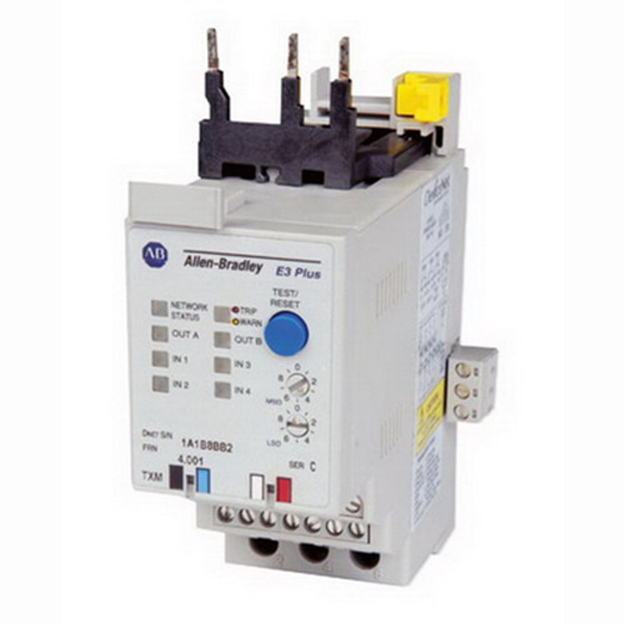Allen dley E3 Overload Relay, 193-EC1CB | Select Equipment on
