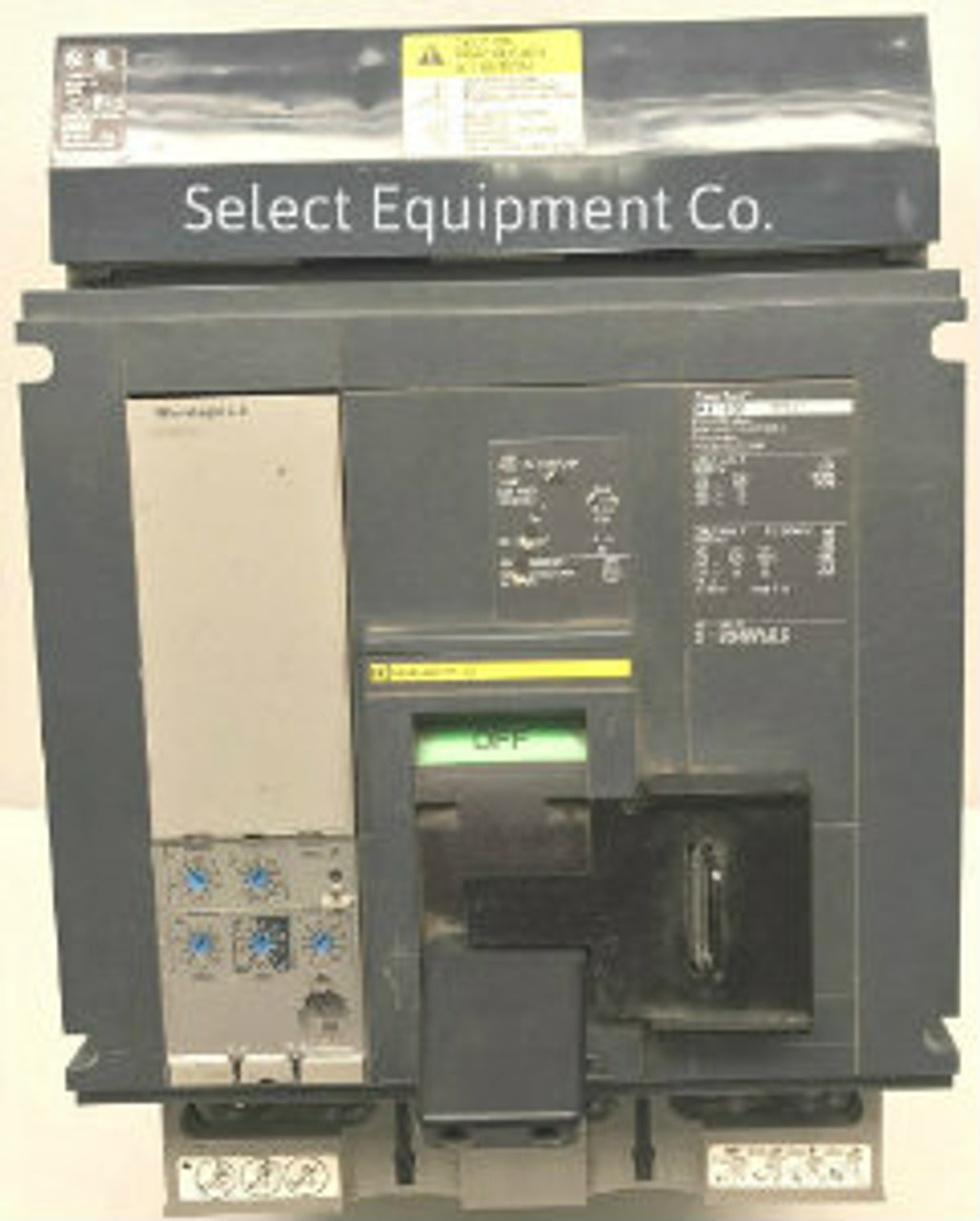 PJA361200 ~ SQUARE D 1200 AMP BREAKER WITH LSI - Select