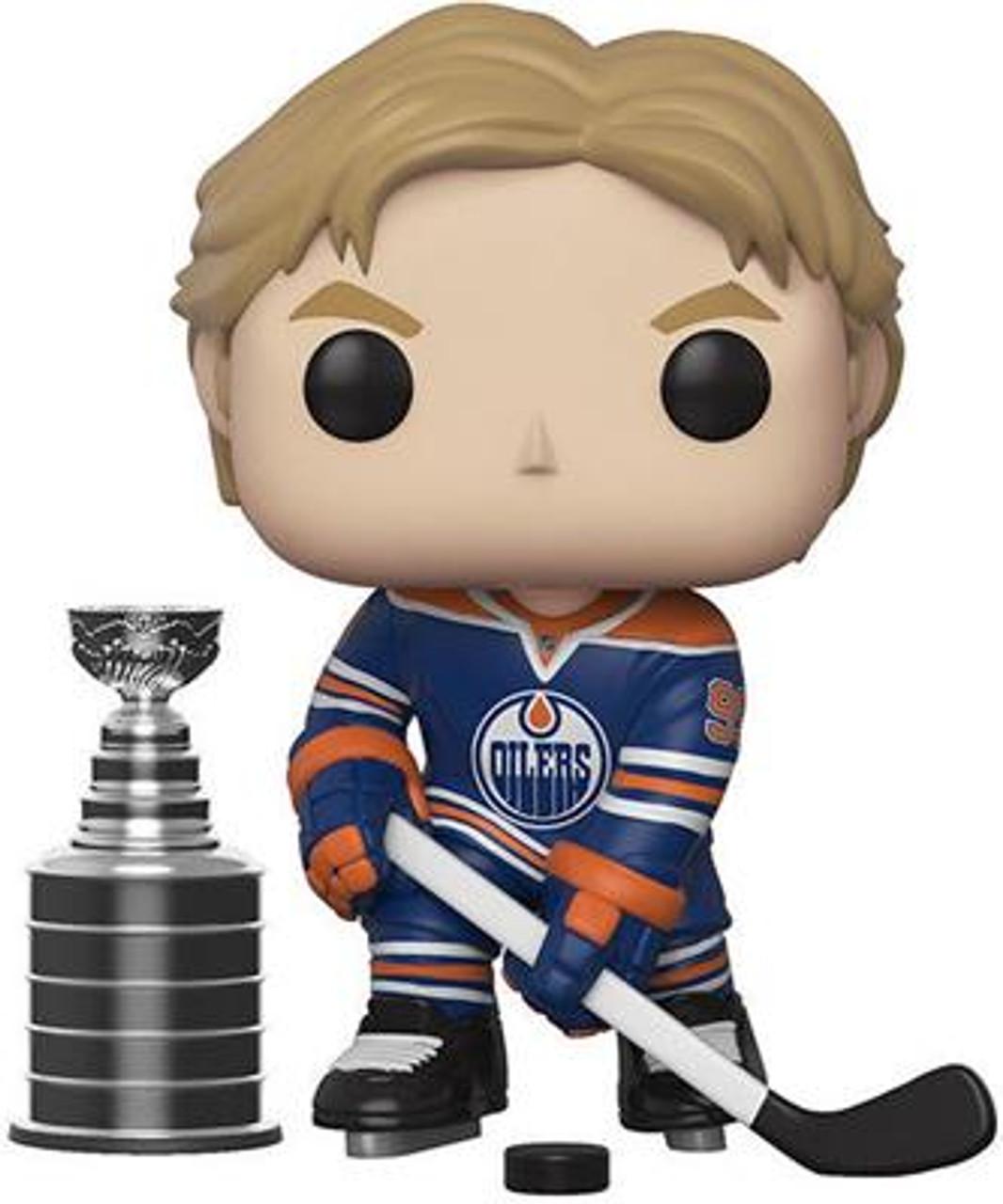 CHASE NHL Wayne Gretzky Edmonton Oilers Jersey Canada Exclusive Funko POP