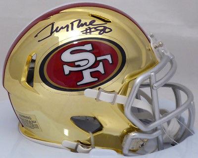 149e43832 Jerry-Rice-San-Francisco-49ers-autographed-signed-Chrome-mini-helmet -Beckett-authenticated-Edmonton-Alberta-Canada  50131.1558129820.451.416.JPG c 2