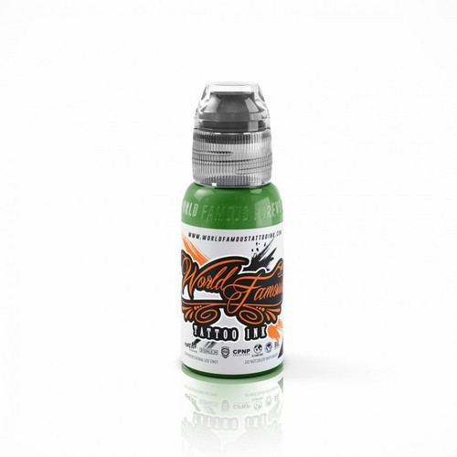 Everglades Green - World Famous Ink
